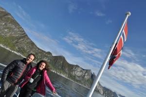 Balti y Encarni – Senderos por el Círculo Polar Ártico: Noruega – Relato