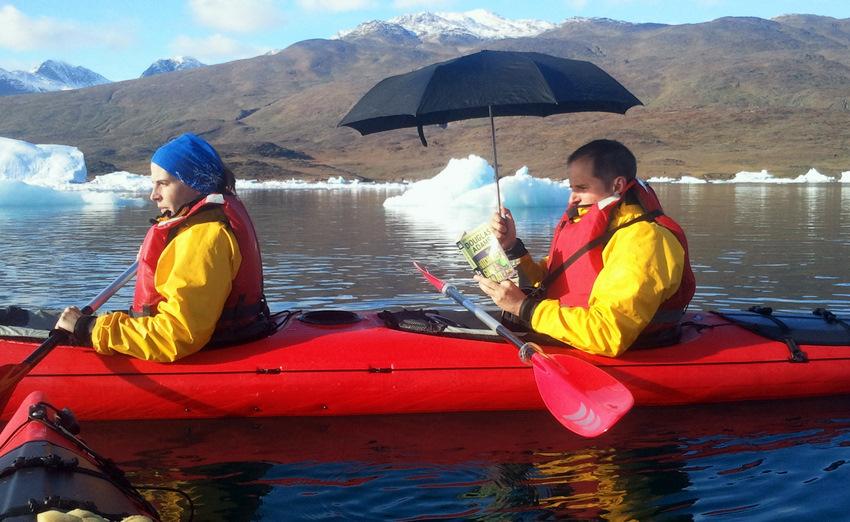 Josep Garcia Gutiérrez – Fotografía  en los fiordos al sur de Groenlandia