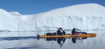 """Relato de expedición 2010: """"El año que exploramos Thule en kayak"""""""