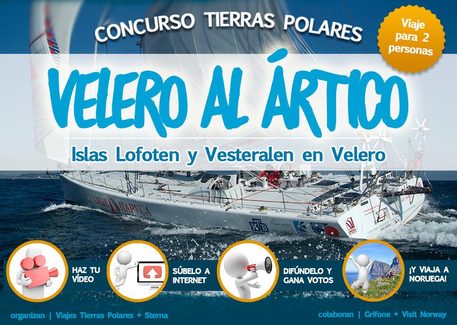 Concurso Velero al Ártico de Tierras Polares