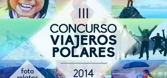 III Concurso de fotografía, vídeo y relatos – Viajeros Tierras Polares 2014