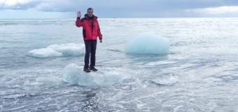 Bruno Salazar: Mi foto divertida en Islandia | Concurso #ViajerosPolares