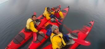Felipe Ocaña: Mi foto aventurera en Groenlandia | Concurso #ViajerosPolares