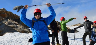 Rocío Martínez: Mi foto aventurera en Noruega | Concurso #ViajerosPolares