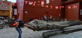 Rocío Martínez: Mi foto divertida en Noruega | Concurso #ViajerosPolares