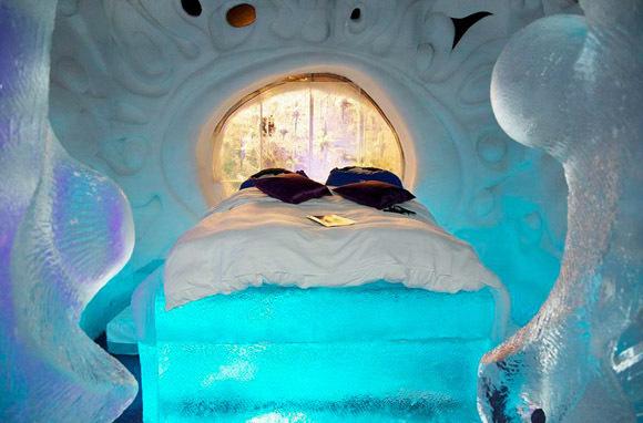 Ice Hotel Lumen, Zwolle, Holanda