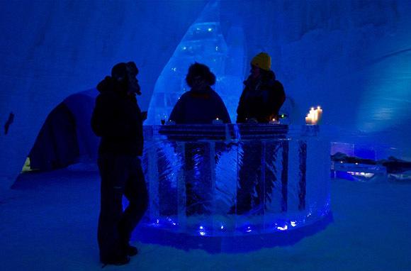 Kirkenes Snowhotel, Kirkenes, Noruega
