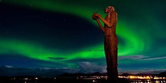 Viajes en Semana Santa para ver y fotografiar Auroras Boreales