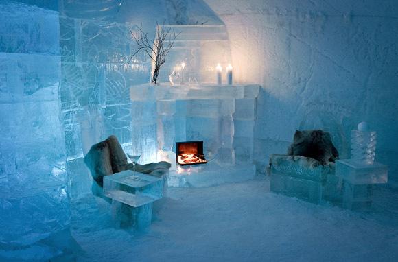 Los mejores hoteles de hielo del mundo… y algún iglú.
