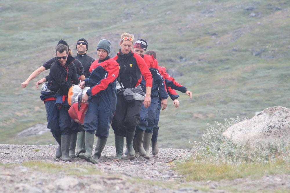Jesús Martín Zúñiga – Fotos del viaje a Groenlandia