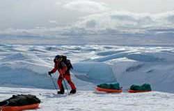 Relatos expediciones 2008: Nos remontamos al nacimiento del Club Tierras Polares y a las primeras expediciones.