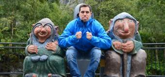 Rubén Manso: Mi foto divertida en Islandia | Concurso #ViajerosPolares