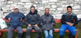 Raúl Pastor: Mi foto divertida en Groenlandia   Concurso #ViajerosPolares