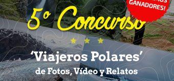 V Concurso de fotografía, vídeo y relatos – Viajeros Tierras Polares 2016
