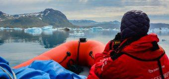 Enrique Galán – Aventura en Groenlandia